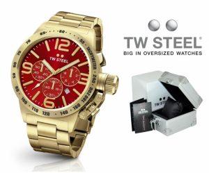 Relógio TW Steel® Canteen CB113 | Cronógrafo | 10ATM