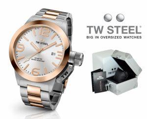 Relógio TW Steel® Canteen CB122 | 10ATM