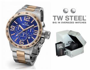 Relógio TW Steel® Canteen CB143 | Cronógrafo | 10ATM