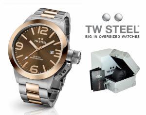Relógio TW Steel® Canteen CB151 | 10ATM