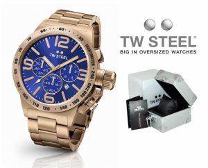 Relógio TW Steel® Canteen CB184 | Cronógrafo | 10ATM