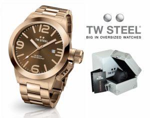 Relógio TW Steel® Canteen CB192 | 10ATM