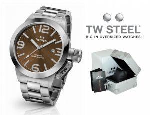 Relógio TW Steel® Canteen CB21 | 10ATM