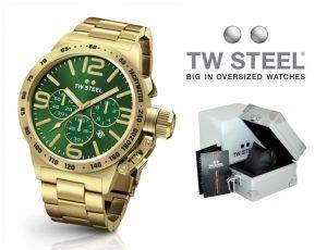 Relógio TW Steel® Canteen CB223 | Cronógrafo | 10ATM