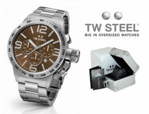Relógio TW Steel® Canteen CB24 | Cronógrafo | 10ATM