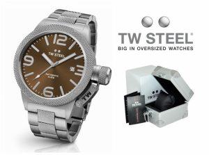 Relógio TW Steel® Canteen CB26 | 10ATM