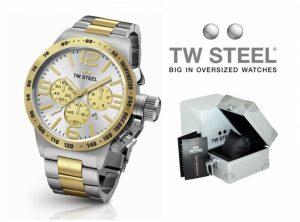 Relógio TW Steel® Canteen CB33 | Cronógrafo | 10ATM