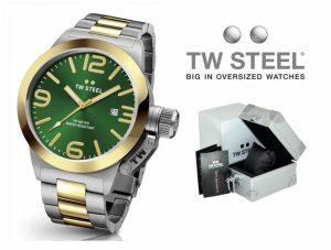 Relógio TW Steel® Canteen CB62 | 10ATM