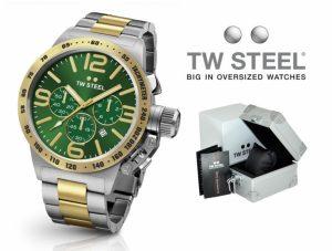 Relógio TW Steel® Canteen CB63 | Cronógrafo | 10ATM