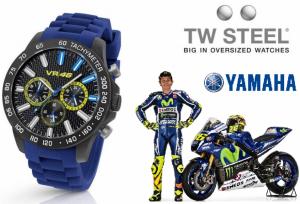 Relógio TW Steel® Valentino Rossi VR110 | Cronógrafo | 10ATM