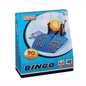 Jogo de Mesa Funny Bingo