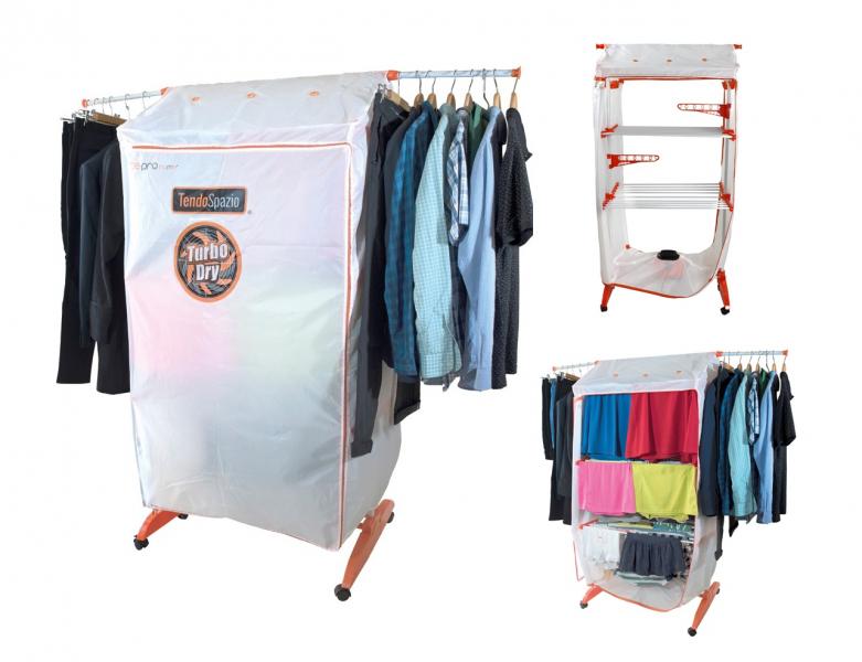 Secador de ropa vertical port til y extendal seca hasta - Secador ropa electrico ...