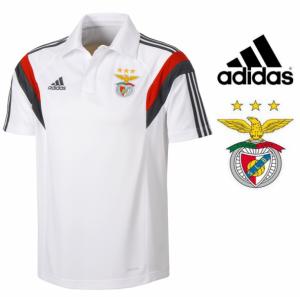 Adidas® Polo do Benfica OFICIAL | Tecnologia Climalite ® | Tamanho XS
