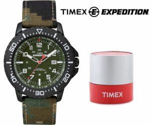 Relógio Timex Expedition® Uplander Green | 5ATM