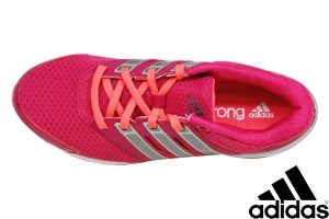 Adidas® Sapatilhas Run Strong | Falcon Elite Pink