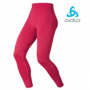 Odlo® Leggings Rosa | Interior Térmico | Com Antibacteriano, Efeito Anti-Odor !
