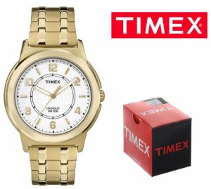 Relógio Timex® Main Street Gold