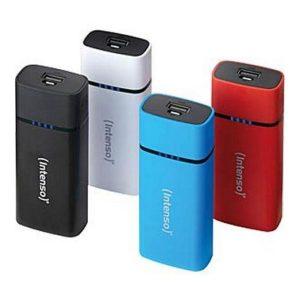 Powerbank Intenso 5200 | Disponível em 2 cores!