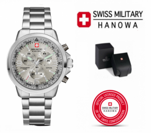 Relógio Swiss Military® Hanowa | Arrow Chrono | 10ATM