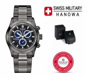 Relógio Swiss Military® Hanowa | Freedom Chrono | 10ATM