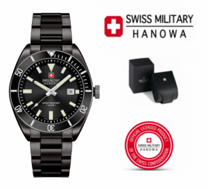 Relógio Swiss Military® Hanowa | Skipper | 10ATM