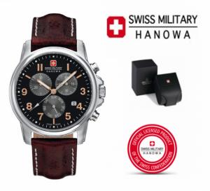 Relógio Swiss Military® Hanowa | Soldier Chrono | 10ATM