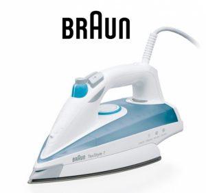 Ferro de Engomar Braun TexStyle 7 TS 725