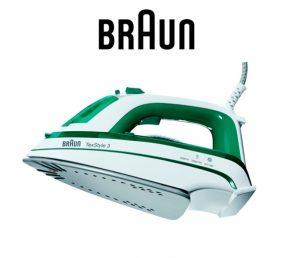 Ferro de Engomar Braun TS 345