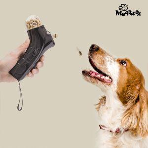 Lanzador De Comida Para Animales Click & Treat!