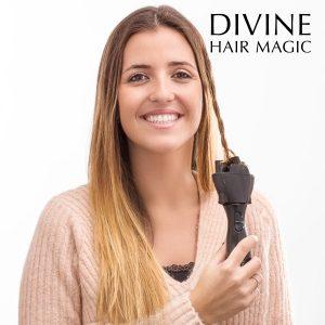 Trançador Elétrico Magic Braid | Tranças Perfeitas e Sua Aparência Favorita em Apenas Alguns Minutos
