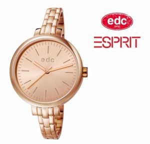 Relógio EDC by Esprit® Slim Allure Rose Gold | 3ATM