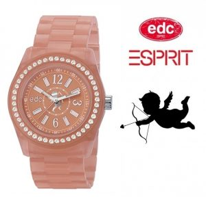 Relógio EDC by Esprit® Cupid | Afterglow Peach | 3ATM