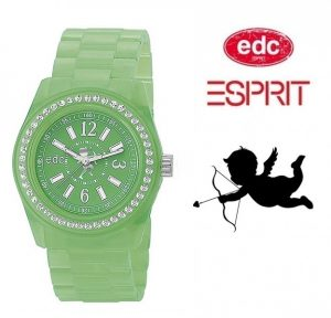 Relógio EDC by Esprit® Cupid | Afterglow Lime | 3ATM
