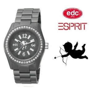 Relógio EDC by Esprit® Cupid | Misty Grey | 3ATM