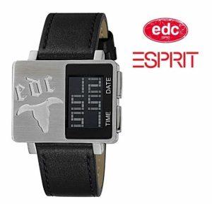 Relógio EDC by Esprit® Cowboy Black | 3ATM