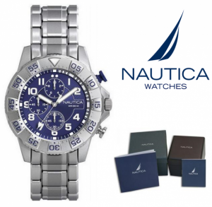 Relógio Nautica® | NAD16003G | New York Watches