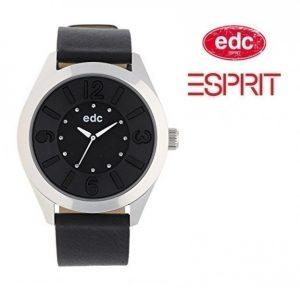 Relógio EDC by Esprit® Sun Last Black | 3ATM