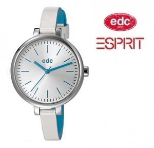Relógio EDC by Esprit® Slim Allure Pure White Blue | 3ATM