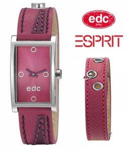 Relógio EDC by Esprit® Double Twist Pink Purple | 3ATM
