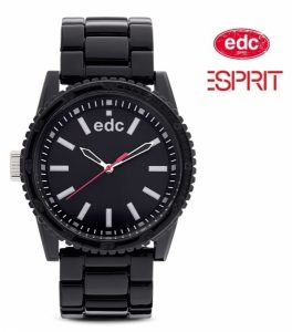 Relógio EDC by Esprit® Icy Starlet Midnight Black | 3ATM