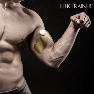 Eletroestimulador Elektrainer Blast | 15 Níveis de Intensidade | Tonifica os Músculos dos Braços,Cintura e Pernas !