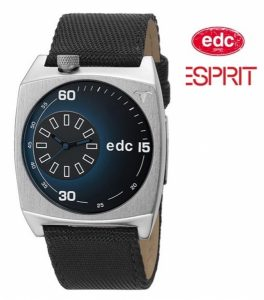 Relógio EDC by Esprit® Edgy Player Horizon Blue | 3ATM