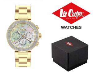Relógio Lee Cooper® LC-16L-C | 5ATM