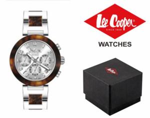 Relógio Lee Cooper® LC-16L-D | 5ATM