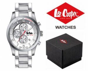 Relógio Lee Cooper® LC-58G-E | 5ATM