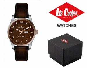 Relógio Lee Cooper® LC-56G-E | 5ATM