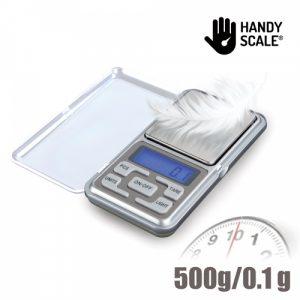 Balança Digital De Precisão Handy Scale
