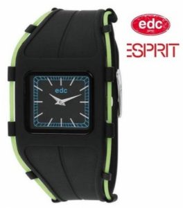 Relógio EDC by Esprit® Glowing Star Midnight Black | 3ATM