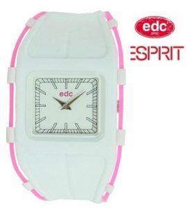Relógio EDC by Esprit® Glowing Star White | Pink | 3ATM