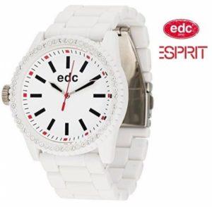 Relógio EDC by Esprit® Stone Starlet Pure White | 3ATM